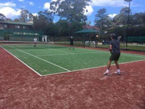 Social-tennis-chatswood-thursday